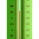 Analogue Indoor-Outdoor Thermometer