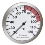 Sauna Thermometers