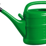 10 Litre Watering Can Green